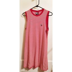 🥤 Tommy Hilfiger Striped Dress